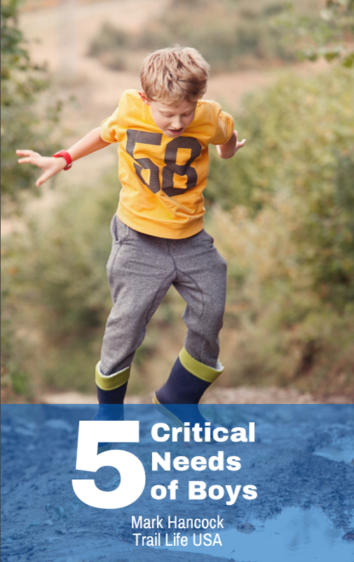 5 Critical Needs Cover